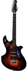 Givson GS 1000, 6-Strings Electric Guitar