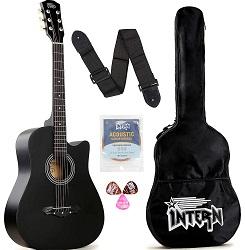 Intern Acoustic Guitar INT-38C