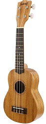 Juârez JRZ21UK 21 Soprano Ukulele Kit