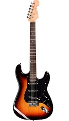Juarez JRZ-ST01, 6 Strings Electric Guitar