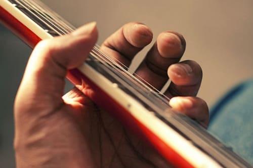 Basic Guitar Hurts Fingers
