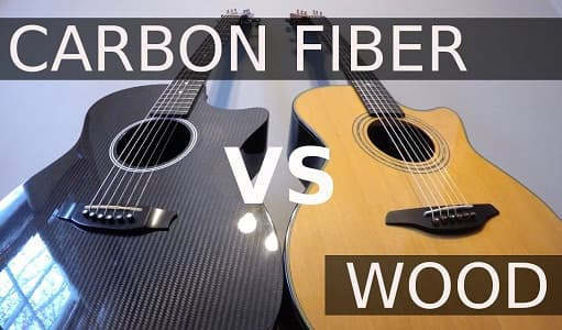 Carbon Fiber Guitar Better than the Wood One