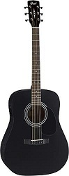 Cort AD810E BKS, 6 Strings Acoustic Guitar