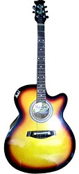 GB Plaza GBP0127L Acoustic Guitar