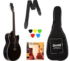Humair musical, BLACK Acoustic Guitar