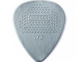 Jim Dunlop 449P 12-Piece 0.73mm Guitar Pick Set